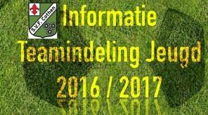 team info 2016 2017